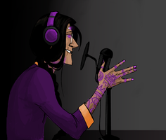 Voice of Night Vale by CarpalTunnelLuv