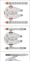 Spaceship Class, Papal-Variant by Promus-Kaa