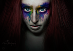 The Prism Tears by EclipxPhotography