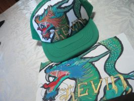 Dragon Hat by SugiAi