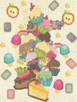 DA Mag: Digital Cross-Stitch by marywinkler