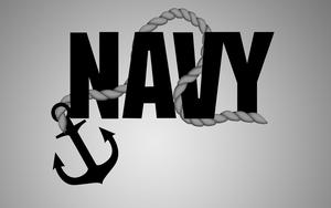 Navy Rope and Anchor by xxdigipxx