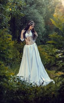 Lady of the Forest I by FlexDreams