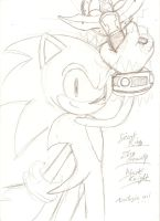 Sonic has 3 powers on WII by RougeBatGirl86