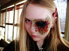 Zombie Flavored Eye by RabidBallerina