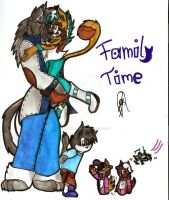 Family Time by Shadowheart1996