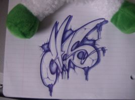 dtcs..sketch during the school by 797979