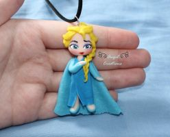 Elsa Necklace by Eingel91