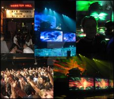 Tiesto - Small Concert Collage by Nanuka
