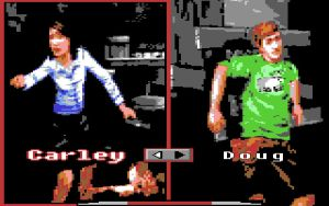 Walking Dead C64: Who will you save? by NickBounty