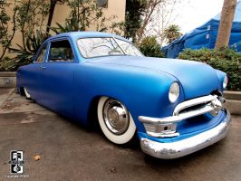 Blue Suede Ford by Swanee3