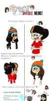 doble meme con Sammy by RAB-Arts