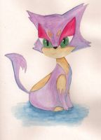 Purrloin by ShonaMaryDesigns