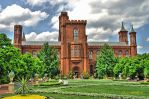 Smithsonian Castle - Published by E-Davila-Photography