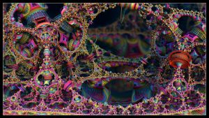 Circus Psychedelus by eccoarts