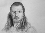Qui-Gon by Nayris