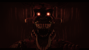 Rows Of Teeth (fnaf sfm) by JR2417