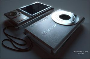 Digital Camera by SanderWit