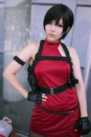 Ada wong-in TOKYO GAME SHOW2015 by 0kasane0