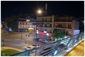 Night in Athens Vol 3 by etsap