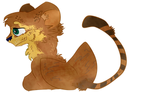 Cub of Couguar by ToxicKittyCat