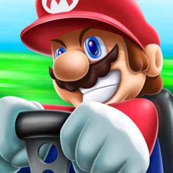 Little Mario Kart Profile Picture For Facebook :D by LierACC