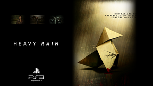 PS3 Heavy Rain by CrossDominatriX5