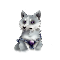 Take (GI) Canine Warrior from Okami by AmethystCreatures