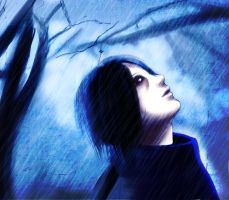 Itachi - lookin' at nothing.. by Schmogg