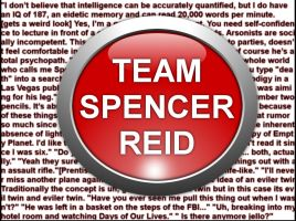TEAM SPENCER REID by HuntressxTimeLady