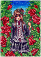 Rose Garden by nor-renee