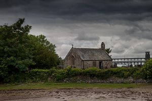 Beaumaris Church by CharmingPhotography