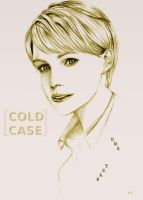 Cold Case : Kathryn Morris by viosna