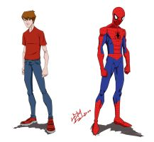 Spidey by Lemwell