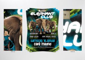 elephant club 2 by homeaffairs