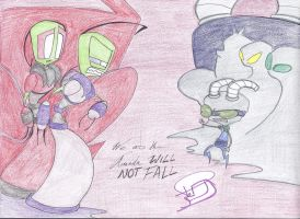 The Armada Will Not Fall by Ppurple100