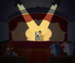 The Eight O' Clock Show by Gray-Wolf11