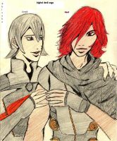 serph and heat by Shizuku90 by The-SMT-Club