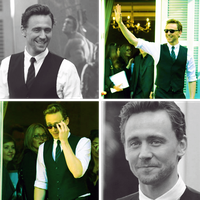 Tom Hiddleston in Rome - Photoset by criminal-who