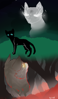 [Warrior Cats]*spoilers?* I Missed You My Love... by JagodowaBabaeczka