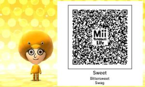 Bittersweet QR Code by Norphy