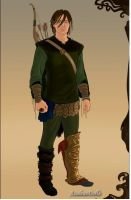 How to Train Your Dragon: Hiccup by TFfan234