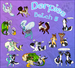 .:Emergency Derpies: Batch5:. by NightTwilightWolf