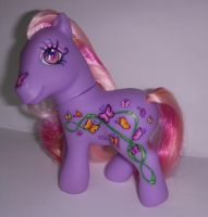 MLP Custom Butterfly Garden by colorscapesart