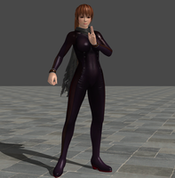 Dead or Alive 5 Ultimate - Costume 5 - Phase-4 by Irokichigai01