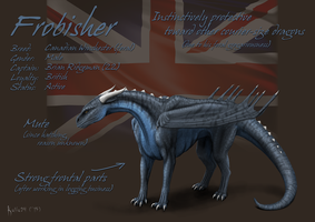 [PC] Frobisher reference by Kalia24