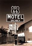 Route 66 sepia by 35mil