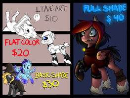 Commission Outline Sheet by Nessia
