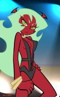 Panty and Stocking Scanty by PuppyloveBrandy