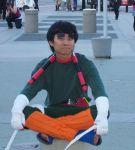 AX 09-01 - Rock Lee by shadesmaclean